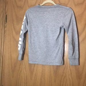 Nike Shirts & Tops - Nike SB, used, small 8-10yrs. gray